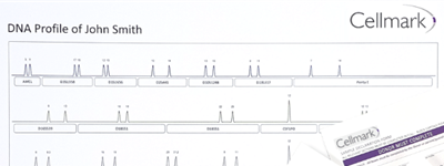 Unframed DNA Profile